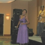 2006  Karen Smith performing in Atlanta 99