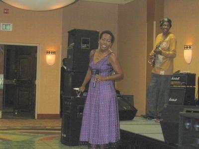 karen smith  Karen Smith performing COVER