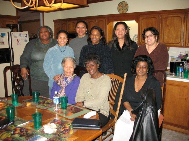 2007 Recptin for Principal groupphoto