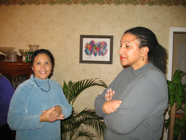 2007 Recptin for Principal lavernandjoy