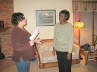 2007 Reception for Visiting Principal